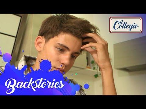 Backstories: Elia Gumiero - Il Collegio 3