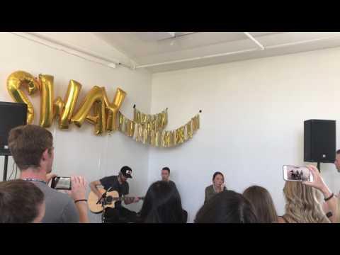 Sway - Danielle Bradbery FanClub Party 06/11/2017