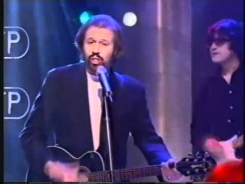 """Bee Gees - """"Alone"""" Top Of The Pops 1997"""