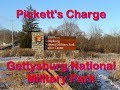 Pickett's Charge at Gettysburg National Military Park - Travels With Phil