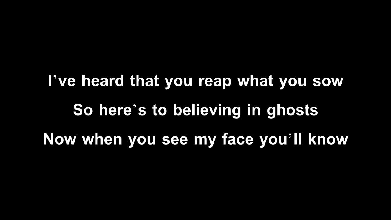 Download A Grave Mistake - Ice Nine Kills Lyrics