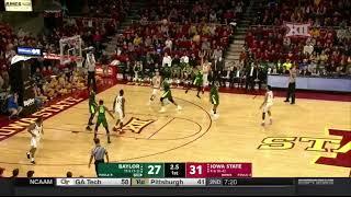 Baylor vs Iowa State Men's Basketball Highlights