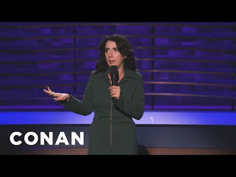 Giulia Rozzi: Social Media Is The New Bar Hopping - CONAN on TBS