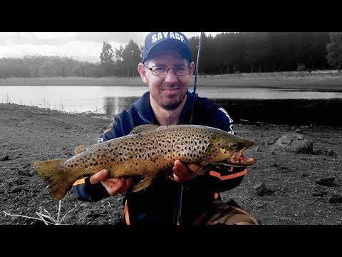 Fishing Moorabool Reservoir | Trout Fishing Victoria
