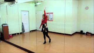 【Dance Tutorial】  f(x)-Rum Pum Pum Pum 02 by碗公