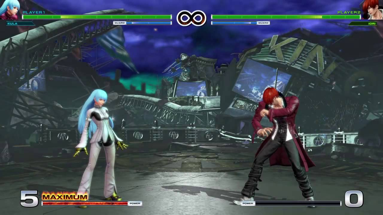 the king of fighters xiv kula