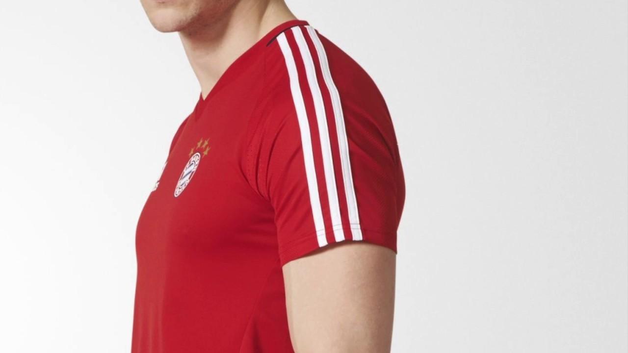 new style b368a 240dc adidas Bayern Munich 2017/2018 Training Jersey