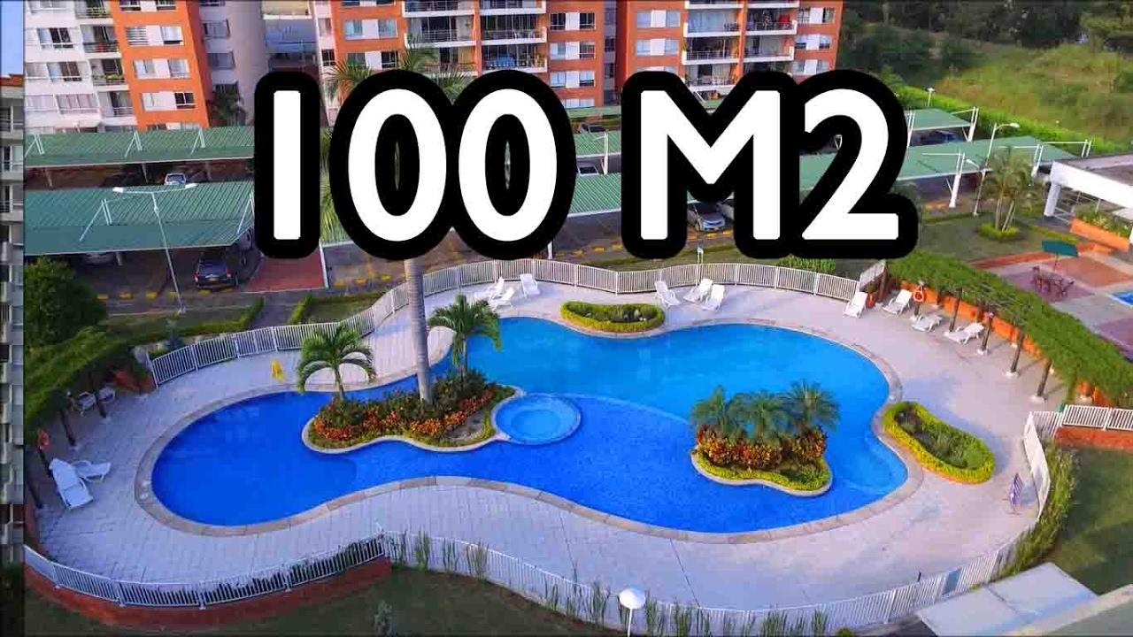 Hermoso apartamento en ciudad jard n de 100 m2 con 2 for Bares ciudad jardin cali