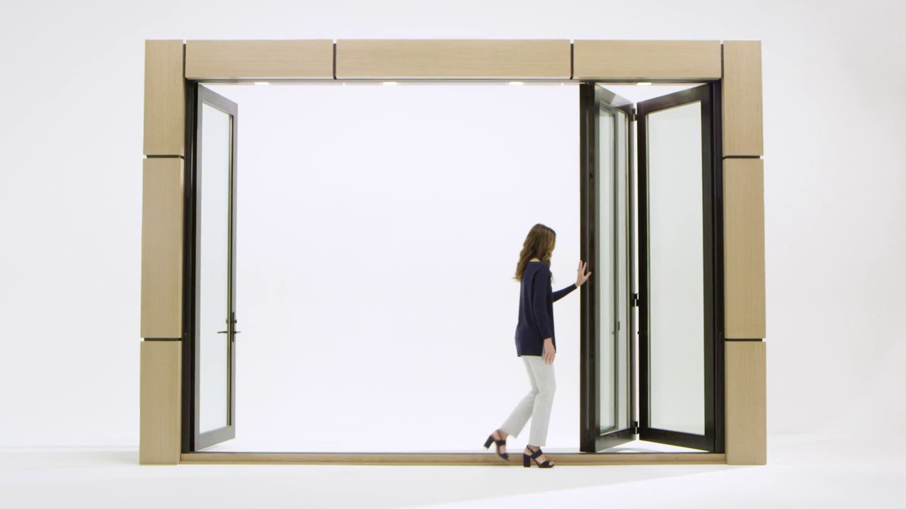 Reinvented: The Marvin Ultimate Bi Fold Door