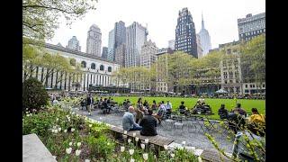 Preview of stream Bryant Park Webcam