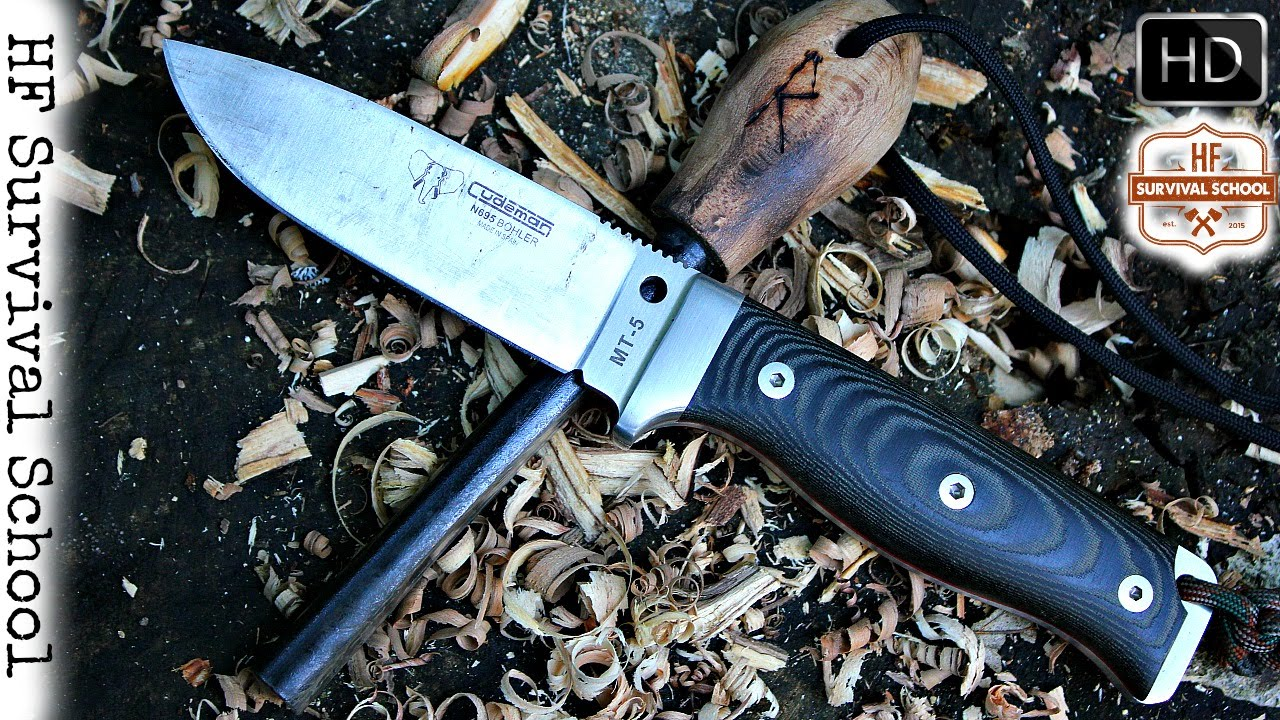 Cudeman Mt5 Review  Best Spanish Survival Knife