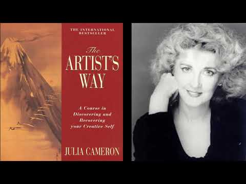 """You are creative (Explore your inner creativity with the book """"The Artist Way"""" by Julia Cameron)"""