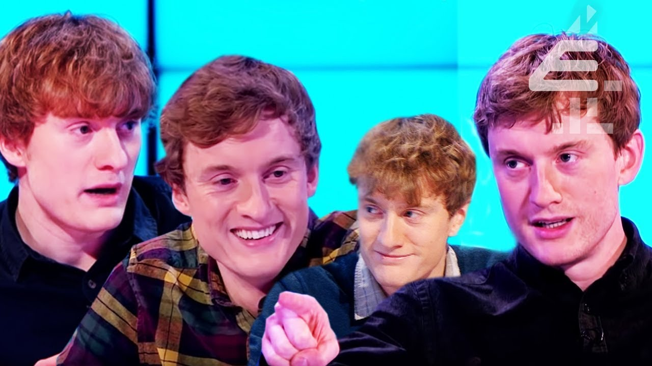 James Acaster's Funniest Moments! | 8 Out of 10 Cats