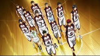 Kuroko No Basket AMV - Bring It All Home