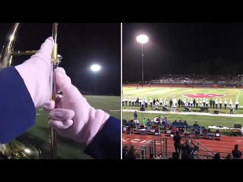 Rancho Cotate High School Half time show October 4