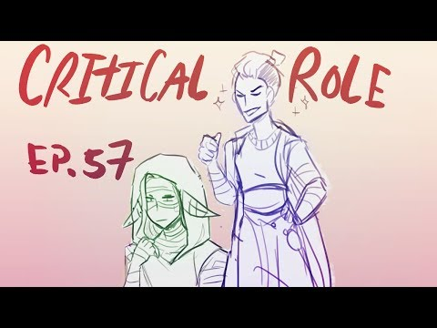 Critical Role Animatic - In Love And War