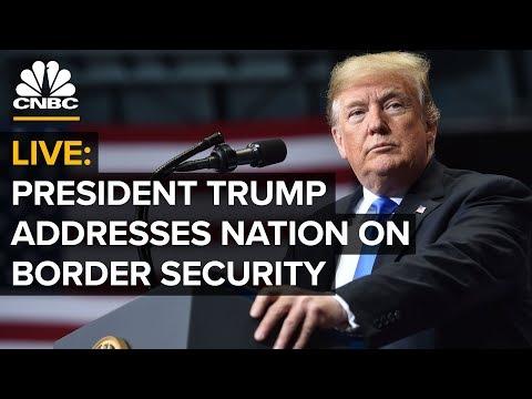 Bloomdaddy - President Trump's Speech
