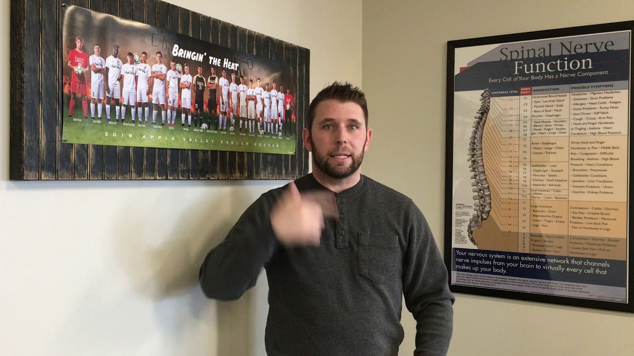 Chiropractic Adjustments for Athletes - YouTube