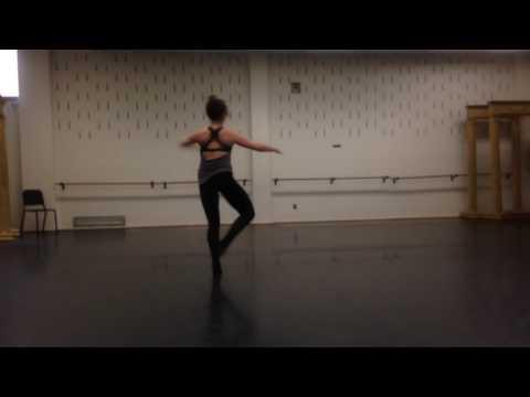 """""""Rain"""" OU Pro Dance Class"""