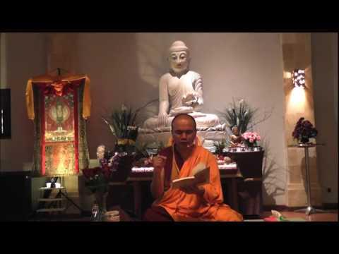 29.05.2016 - Bodhicitta Retreat - Day 1 - Session 3 - Kintamani, Bali
