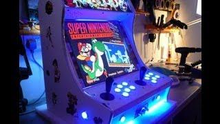 Tiny Arcade Machine