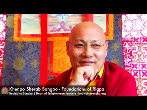 Foundations of Rigpa [1]