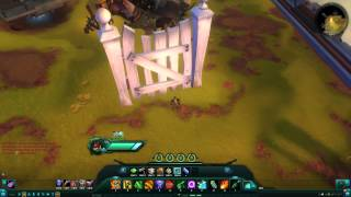 Wildstar How White Picket Fence Gate Decor Looks. Simple Decor Demo 396