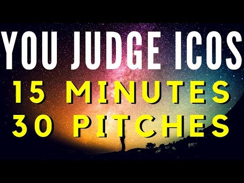 BEF 2018 ICOs Elevator Pitches! Choose from 30 future Altcoin & Crypto Projects!