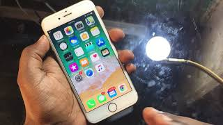 Iphone 5/5s/6/6s/7/7+/8/8+/10 fix charging issue ||  iphone not charging  problem ||