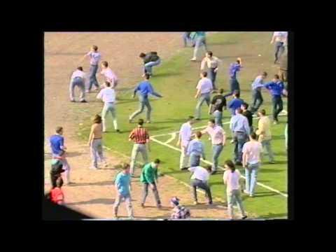 Chelsea hooligans 1988