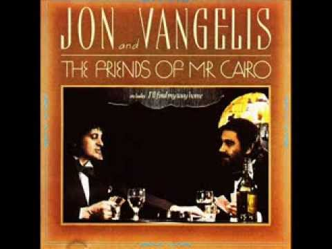 Jon and Vangelis - State of Independence - 1981