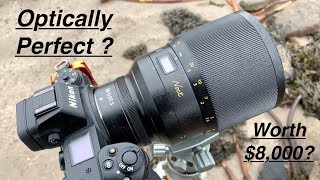 Nikon 58mm F0.95 S Noct. The best Nikon Lens ever made?