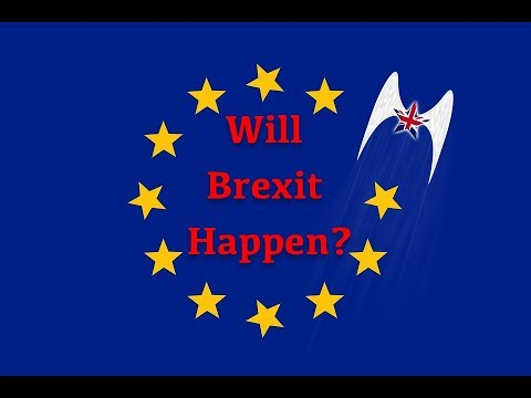 So, Brexit is Never going to Happen