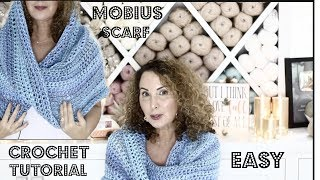 Delicious Mobius Scarf/Headscarf