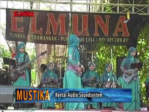 SISA UMUR   EL - MUNA  LIVE IN NGROTO SUORT BY MUSTIKA AUDIO RENTAL