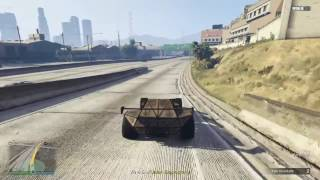 GTA 5 Online New DLC Import and Export Rump Buggy Mission (Vision from the van)