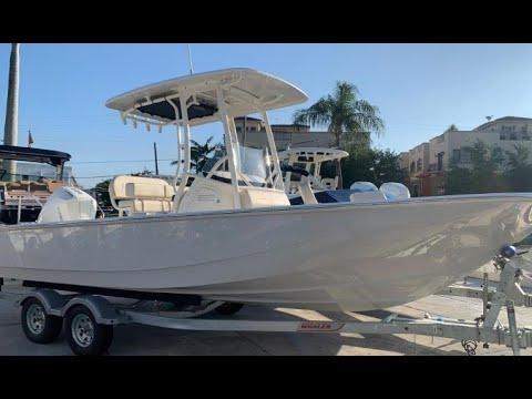 2020 Boston Whaler 210 Montauk for sale at MarineMax Pompano Beach