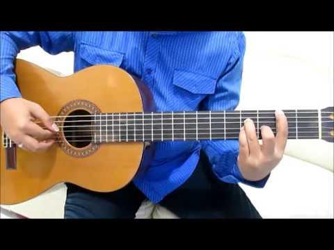 Belajar Kunci Gitar Acha Septriasa & Irwansyah My Heart Intro