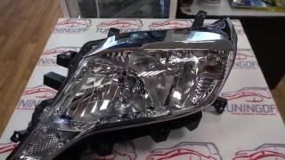 TUNINGOFF.RU - Ресницы на фары Toyota Land Cruiser Prado 150 2013+