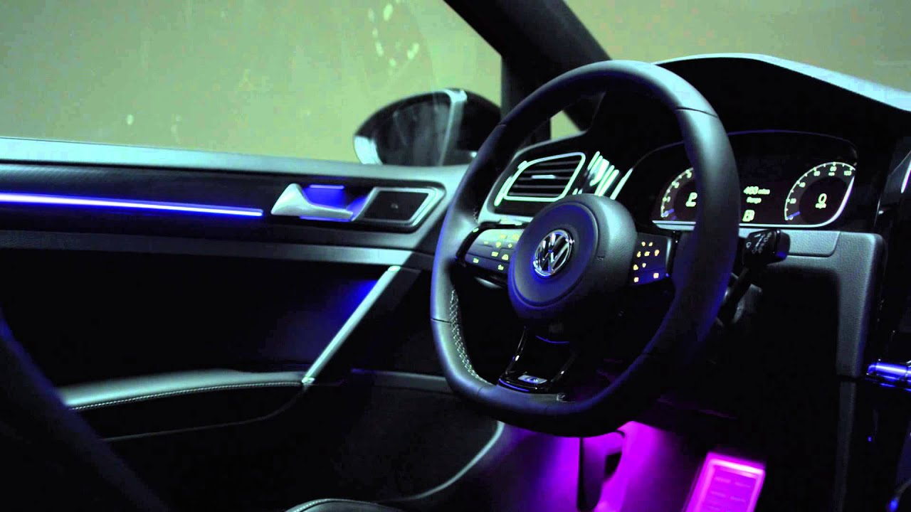 volkswagen at ces 2015 in las vegas vw golf r touch. Black Bedroom Furniture Sets. Home Design Ideas