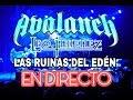 watch he video of Avalanch - Las Ruinas del Edén - Acto I,II,III con Leo Jimenez - (LIVE)
