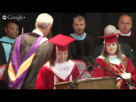 Southern Nash High School Commencement Ceremony