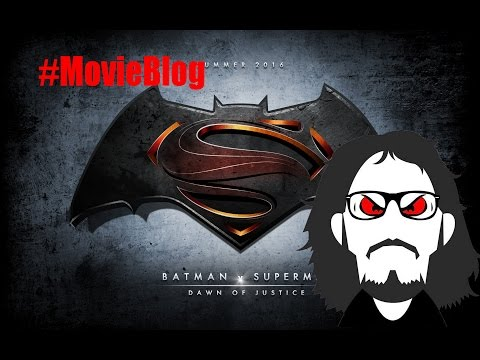 MovieBlog- 454: Recensione Batman V Superman [SENZA SPOILER]