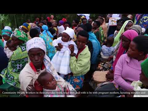 Promoting Nutrition for Women's and Children's Health in Rwanda