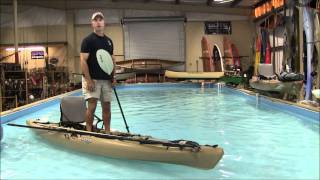Jackson Kayak Cuda Review(Capt. Chris Myers reviews the new Jackson Kayak Cuda model. The 14' fishing kayak is available at Mosquito Creek Outdoors in Apopka., 2012-01-13T02:25:43.000Z)