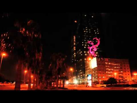 King's Road Tower Media Facade, Jeddah, Saudi Arabia - Giant LED Screen
