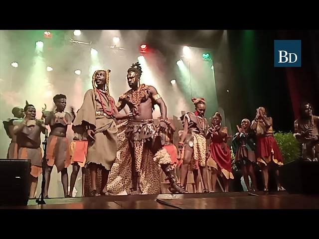 Lwanda Rockman brings legendary Luo warrior back to life