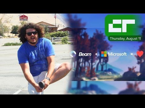 Beam is acquired by Microsoft   Crunch Report