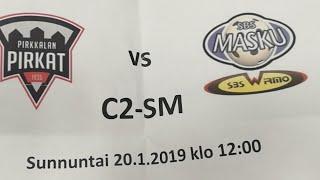 C2 SM-sarja Pirkat-SBS Masku/Wirmo 3. erä