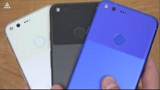 Google Pixel Phone Color Comparison!